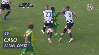 Boavista FC, Caso, Rafael Costa aos 49'
