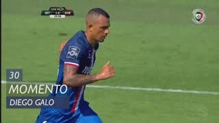 CD Aves, Jogada, Diego Galo aos 30'