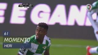 Moreirense FC, Jogada, Heri aos 61