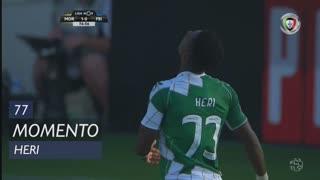 Moreirense FC, Jogada, Heri aos 77'