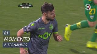 Sporting CP, Jogada, Bruno Fernandes aos 81'
