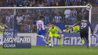 FC Porto, Jogada, Óliver aos 90'+2'