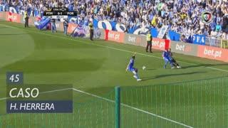 FC Porto, Caso, H. Herrera aos 45'