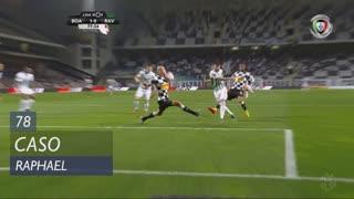 Boavista FC, Caso, Raphael aos 78'