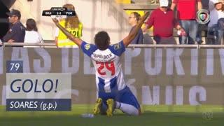 GOLO! FC Porto, Soares aos 79', SC Braga 2-3 FC Porto