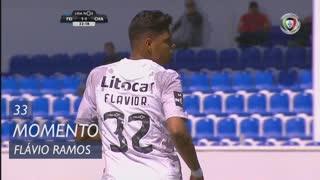 CD Feirense, Jogada, Flávio Ramos aos 33'