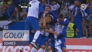 GOLO! FC Porto, Soares aos 85', FC Porto 1-0 CD Tondela