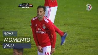 SL Benfica, Jogada, Jonas aos 90'+2'