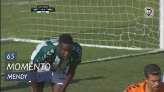 Vitória FC, Jogada, Mendy aos 65'