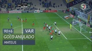 Boavista FC, Golo Anulado, Mateus aos 90'+6'