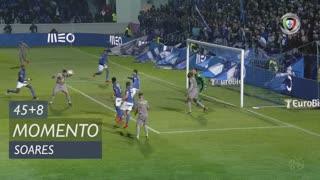 FC Porto, Jogada, Soares aos 45'+8'