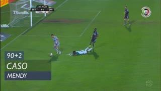 Vitória FC, Caso, Mendy aos 90'+2'