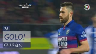 GOLO! GD Chaves, Gallo aos 76', GD Chaves 1-3 FC Porto