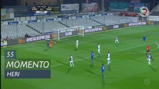 Moreirense FC, Jogada, Heri aos 55'