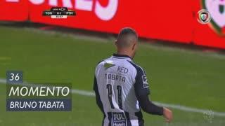 Portimonense, Jogada, Bruno Tabata aos 36'