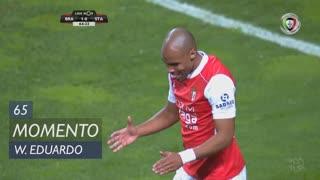SC Braga, Jogada, Wilson Eduardo aos 65'