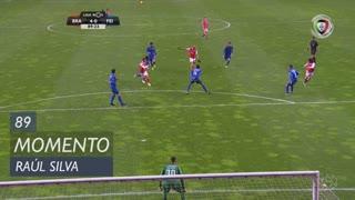 SC Braga, Jogada, Raúl Silva aos 89'