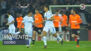 Vitória SC, Jogada, Osorio aos 80'