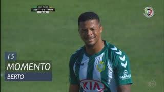 Vitória FC, Jogada, Berto aos 15'