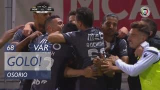 GOLO! Vitória SC, Osorio aos 68