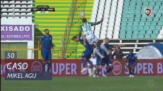 Vitória FC, Caso, Mikel Agu aos 50'