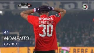 SL Benfica, Jogada, Castillo aos 41'