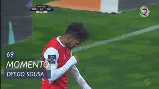 SC Braga, Jogada, Dyego Sousa aos 69'