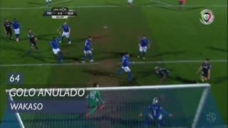 Vitória SC, Golo Anulado, Wakaso aos 64'