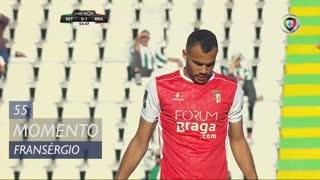 SC Braga, Jogada, Fransérgio aos 55'
