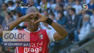 GOLO! SC Braga, Wilson Eduardo aos 26', Boavista FC 1-2 SC Braga