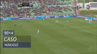 Vitória SC, Caso, Wakaso aos 90'+4'