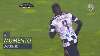 Boavista FC, Jogada, Mateus aos 5'