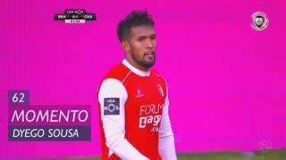 SC Braga, Jogada, Dyego Sousa aos 62'