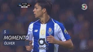 FC Porto, Jogada, Óliver aos 5'