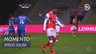 SC Braga, Jogada, Dyego Sousa aos 20'