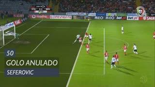 SL Benfica, Golo Anulado, Seferovic aos 50'
