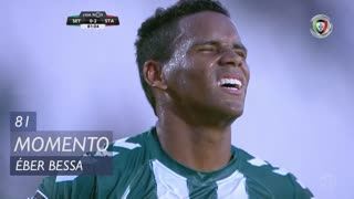 Vitória FC, Jogada, Éber Bessa aos 81'