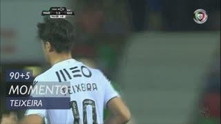 Vitória SC, Jogada, Teixeira aos 90'+5'