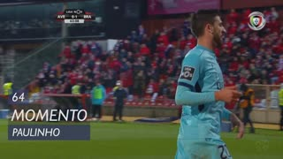 SC Braga, Jogada, Paulinho aos 64'