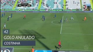 Vitória FC, Golo Anulado, Costinha aos 42'