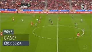 Vitória FC, Caso, Éber Bessa aos 90'+6'