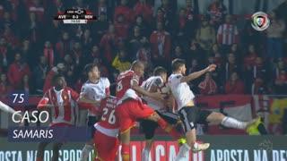SL Benfica, Caso, Samaris aos 75'