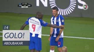 GOLO! FC Porto, Aboubakar aos 14', FC Porto 1-0 GD Chaves