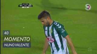 Vitória FC, Jogada, Nuno Valente aos 40'