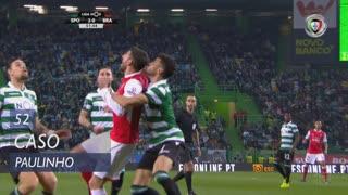 SC Braga, Caso, Paulinho aos 52'