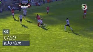 SL Benfica, Caso, João Félix aos 60'