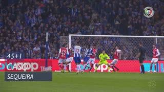 SC Braga, Caso, Sequeira aos 45'+1'