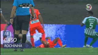 Boavista FC, Caso, Rochinha aos 18'