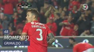 SL Benfica, Jogada, Grimaldo aos 48'