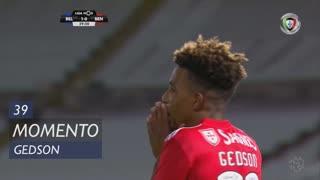 SL Benfica, Jogada, Gedson aos 39'